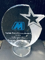 Astron Receives Sales Excellence Award