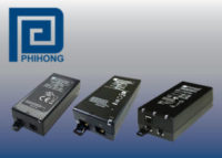 New Phihong Level VI Power-Over-Ethernet Injectors